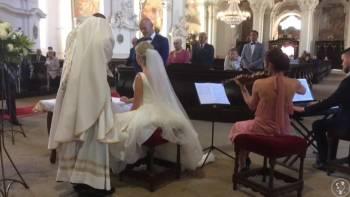 ViolinArt - Skrzypce z Wiolonczelą lub Pianinem , Kwartet Smyczkowy, Oprawa muzyczna ślubu Szczawno-Zdrój