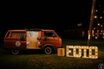 87 Fotobus - mobilna fotobudka VW T3 na każdą okazję, Fotobudka, videobudka na wesele Koźmin Wielkopolski