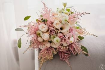 Kuźnia Kwiatów Dekoratornia i Florystyka Ślubna, Dekoracje ślubne Dynów