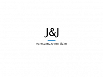 Julia&Jakub; - oprawa muzyczna ślubu,  Łódź