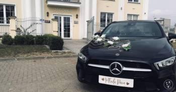 MERCEDES A KLASA 2019, Samochód, auto do ślubu, limuzyna Tykocin