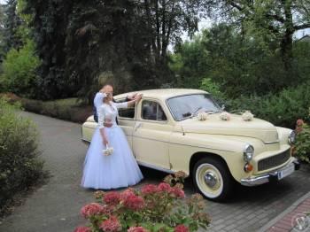 Warszawą do ślubu, Samochód, auto do ślubu, limuzyna Kępno