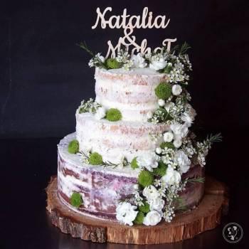 WypiekAna pracownia cukiernicza, Tort weselny Dzierzgoń