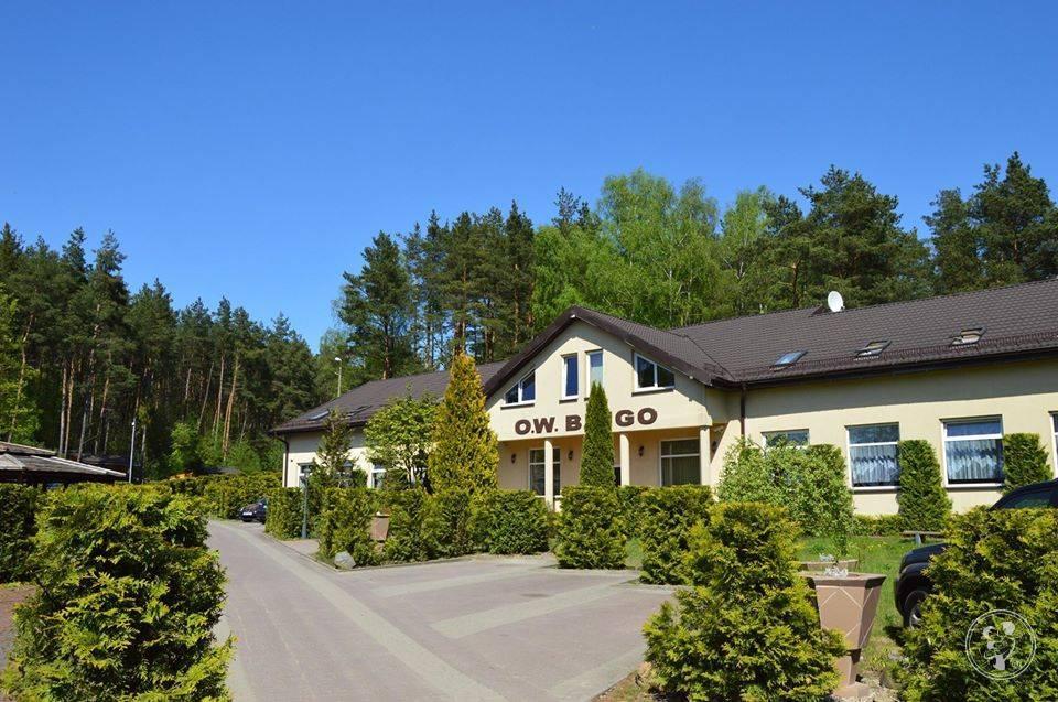 Ośrodek Wypoczynkowy BINGO - Restauracja, Bieszkowice - zdjęcie 1