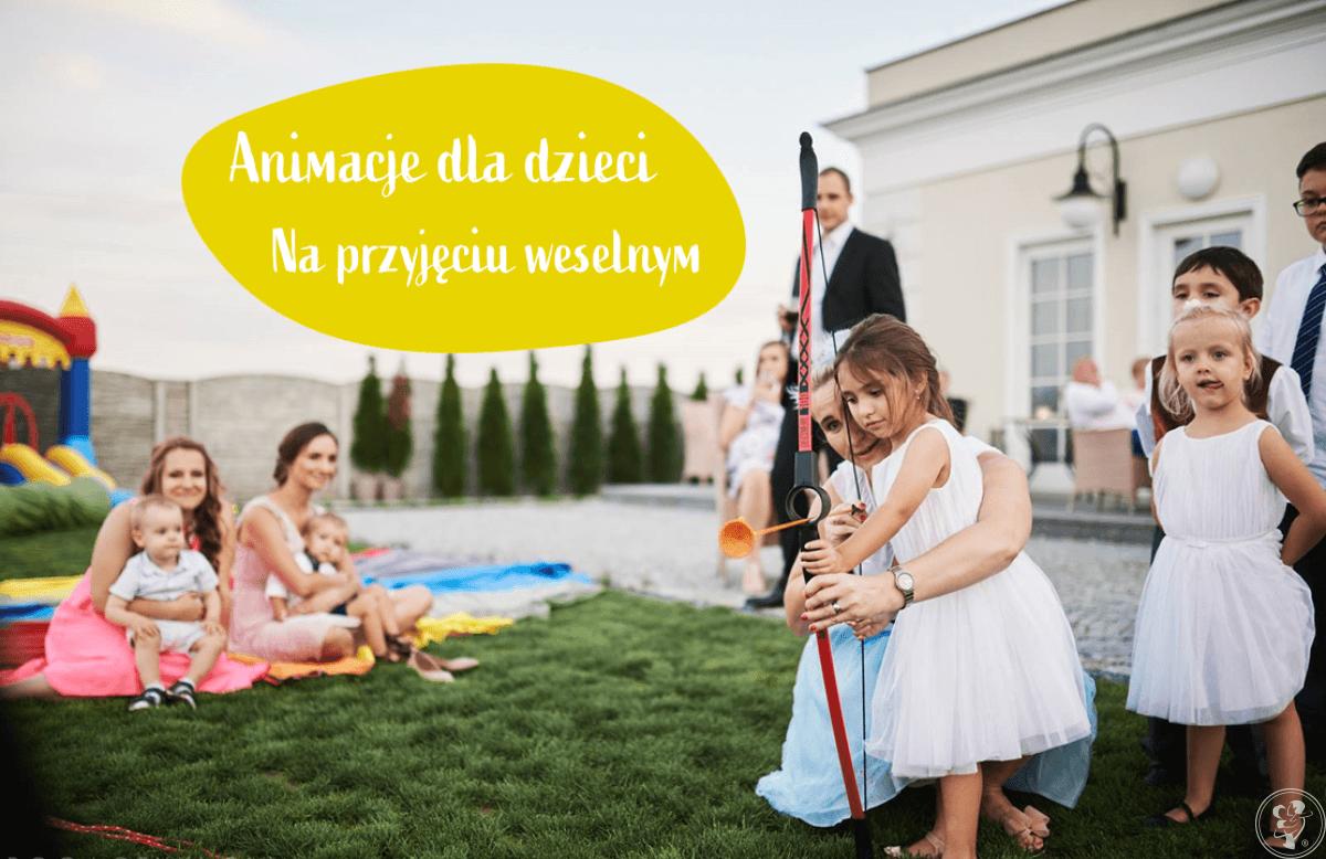 Animacje dla dzieci na Twoim weselu z Mazankami, Warszawa - zdjęcie 1