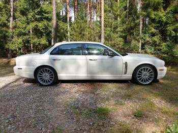 Jaguar XJ X350 LONG i Mercedes SEC 500 AMG, Samochód, auto do ślubu, limuzyna Ciechocinek