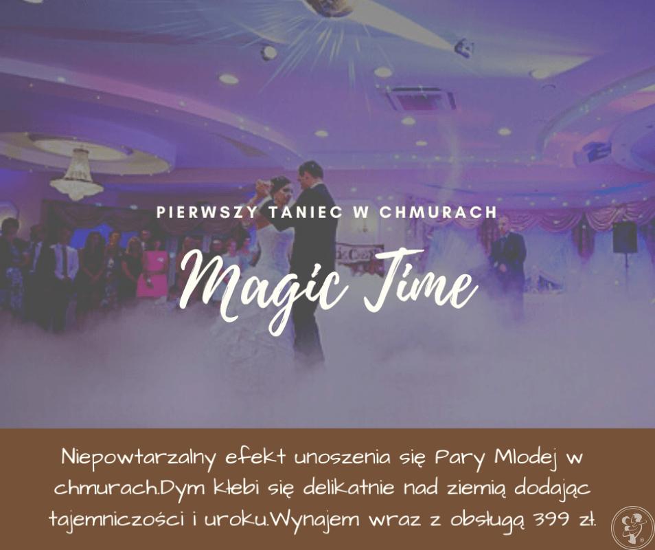 Magic Time- Twoje Wesele Ciężki Dym, Tychy - zdjęcie 1