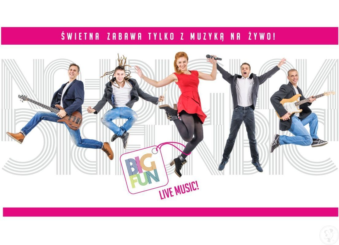 Zespół Big FUN - Have FUN! 100% LIVE, Wrocław - zdjęcie 1