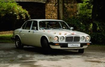 Daimler (Jaguar) XJ6 Sovereign - wolne terminy 2021!, Samochód, auto do ślubu, limuzyna Świątniki Górne