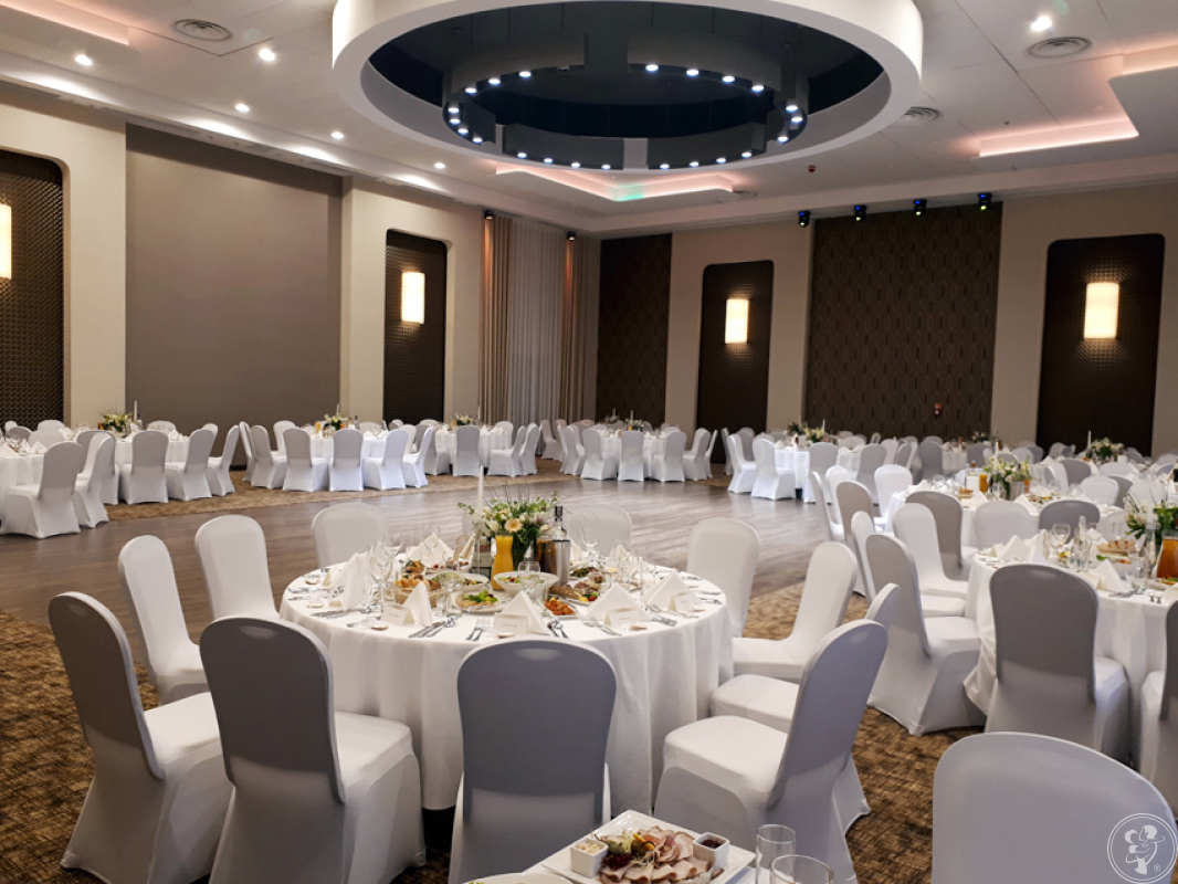 Sala na przyjęcie weselne Grand Hall w Z-Hotel Business & Spa, Otwock - zdjęcie 1
