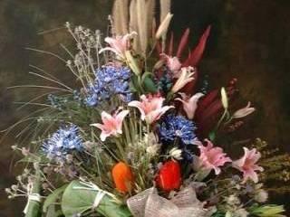 Kwiaciarnie poczta, galeria kwiatowa,  Żywiec