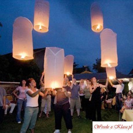 Latające Lampiony - Latarnie nieba, Pyskowice - zdjęcie 1