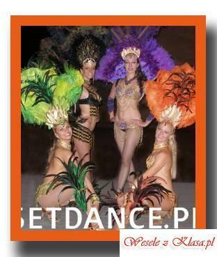 Grupa Taneczna SETDANCE - niezapominane SHOW, Pokaz tańca na weselu Pułtusk