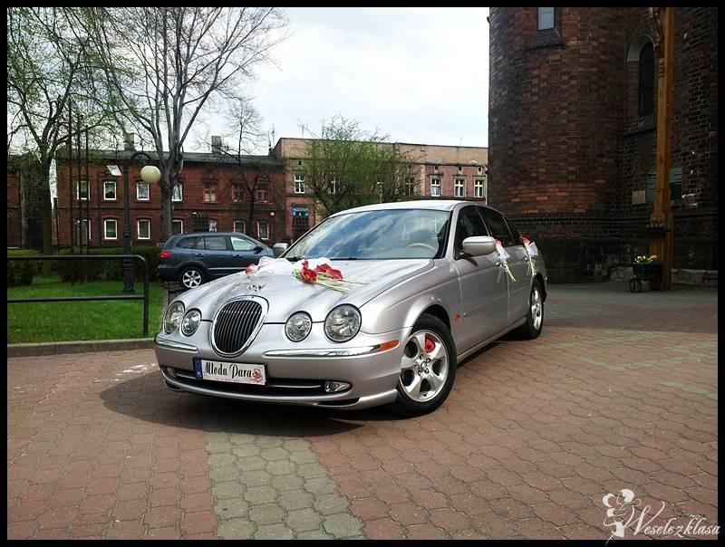 Jaguar S-Type wyjątkowy samochód do ślubu, Sosnowiec - zdjęcie 1