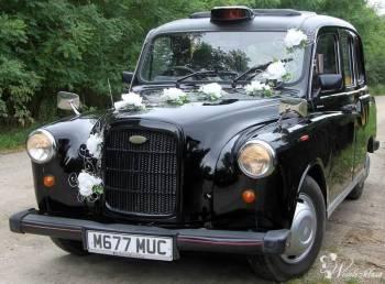 Austin FX4 Angielska Taksówka TaxiLondon + szofer, Samochód, auto do ślubu, limuzyna Międzychód