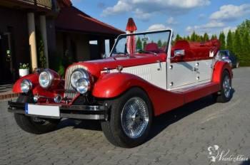 Auto Retro Do Ślubu, Samochód, auto do ślubu, limuzyna Szczucin