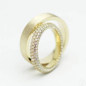 Ostrowski Design Pracownia Złotnicza, Obrączki ślubne, biżuteria Słupsk