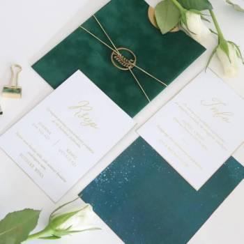 KRAFT DESIGN - autorska papeteria, Zaproszenia ślubne Nowy Sącz