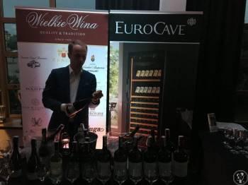 Wine Concierge - profesjonalna degustacja win - elegancka atrakcja., Barman na wesele Sulmierzyce