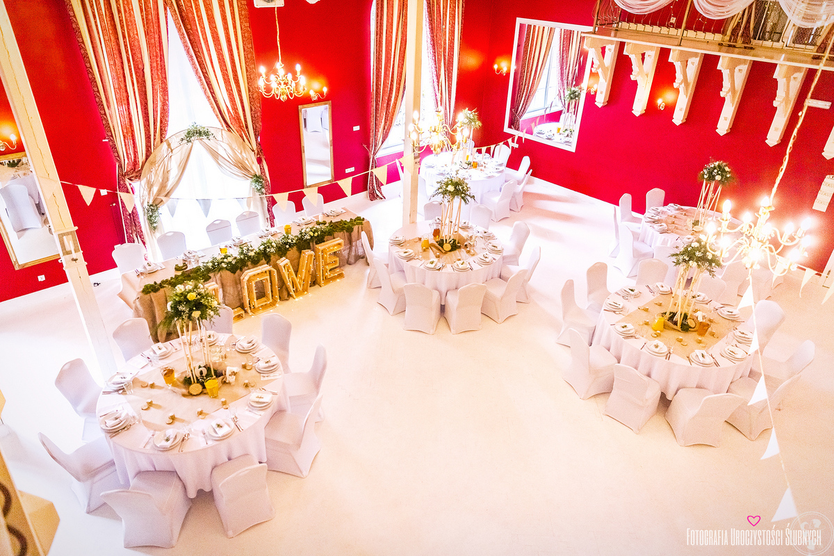 Dwór Korona Karkonoszy-Piękne wesela w 100-letniej Sali Balowej!!!, Sosnówka K. Karpacza - zdjęcie 1