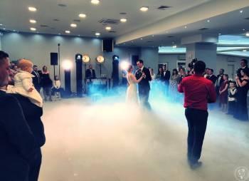 Ciężki dym na Wesele Pierwszy taniec w chmurach wytwornica EFEKT DYMU!, Ciężki dym Augustów