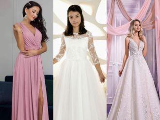 Salon Ślubny Fantazja & Glamour, Salon sukien ślubnych Wąchock