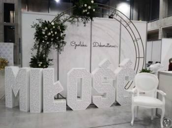 Wypożyczalnia dekoracji, klęcznik, meble ślubne, łuk, ślub w plenerze, Dekoracje ślubne Opole