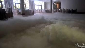 Atrakcje Weselne Ciężki Dym - taniec w chmurach Napis LOVE MIŁOŚĆ, Ciężki dym Sułkowice