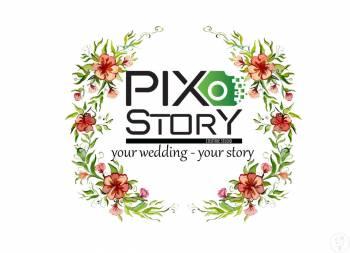 PixStory - Zdjęcia opowiadające historię - Fotografia + Film, Fotograf ślubny, fotografia ślubna Bielsko-Biała