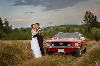 Auto na ślub wesele wynajem Ford Mustang Cabrio, Kabriolet, Camaro, Samochód, auto do ślubu, limuzyna Tarnobrzeg