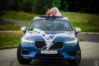 Samochód do Ślub Volvo XC60 R + Dekoracja / Wolne Terminy 2021, Samochód, auto do ślubu, limuzyna Skała