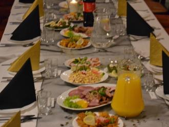 Oferujemy organizację niezapomnianych przyjęć weselnych,komunijnych,  Olszyna