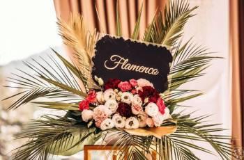 BRILLIANT WEDDING - wypożyczalnia dekoracji • dekoracje • florystyka, Dekoracje ślubne Poręba