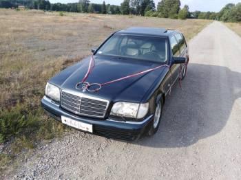 Eleganckie, klasyczne Mercedesy do ślubu! Wolne Terminy 2020, Samochód, auto do ślubu, limuzyna Warta