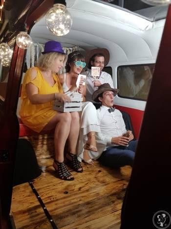 FotoBus! Fotobudka w Retro Busie, Fotobudka, videobudka na wesele Gubin