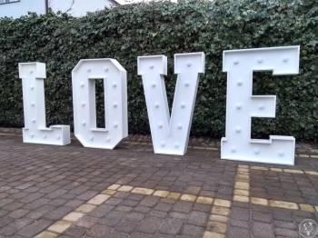 Napis LOVE!, Napis Love Opalenica
