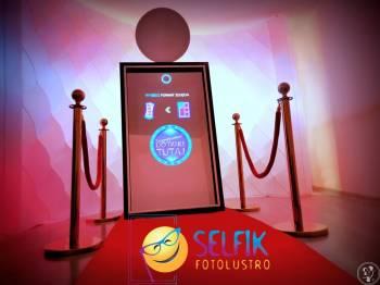 Selfik Fotolustro | Wynajem| Napis LOVE | Fotobudka | Selfie Mirror |, Fotobudka, videobudka na wesele Złotoryja