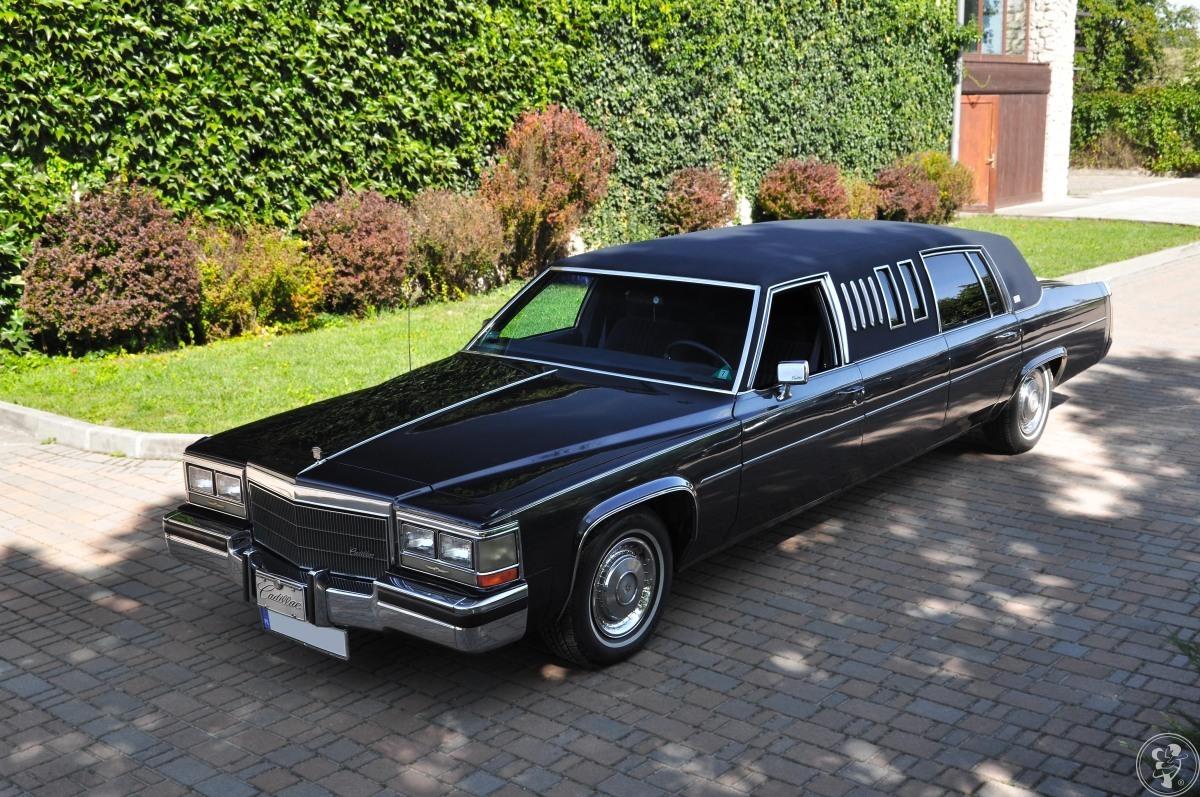 Limuzyna Cadillac DeVille '84 - szyk i elegancja, Warszawa - zdjęcie 1
