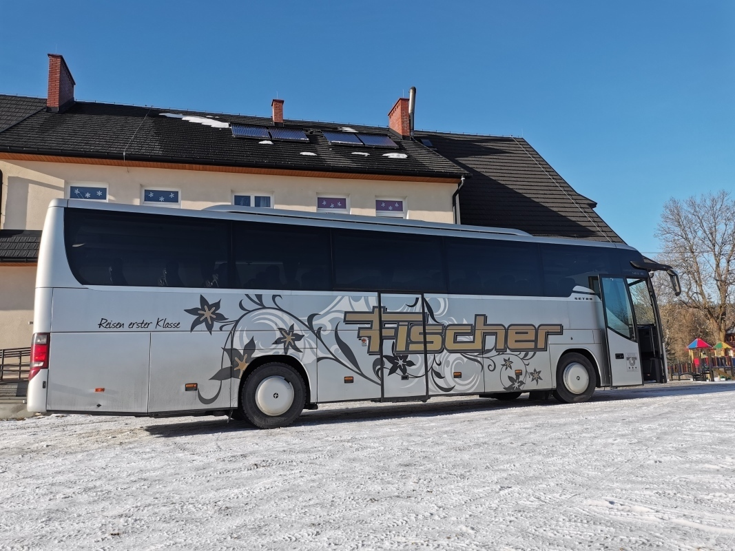 WYNAJEM autokarów i busów Przewóz osób komfortowe autobusy i busy, Jabłonka - zdjęcie 1