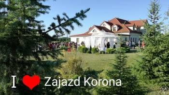 Zajazd Korona Przepiękna Sala Weselna, Sale weselne Łochów