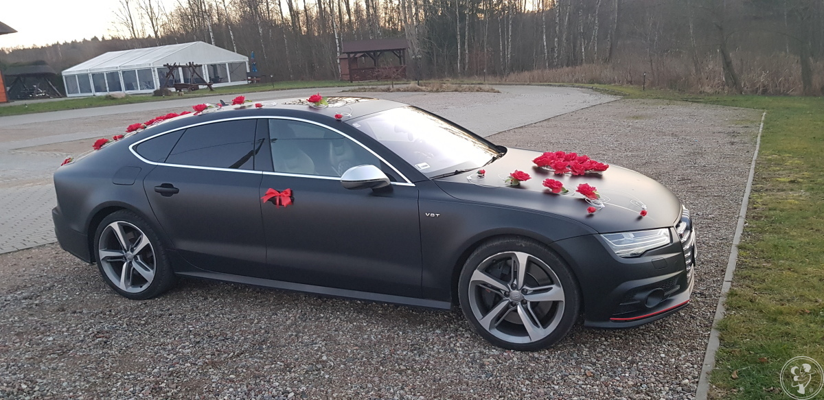 Auto do ślubu - Audi S7, Gdańsk - zdjęcie 1