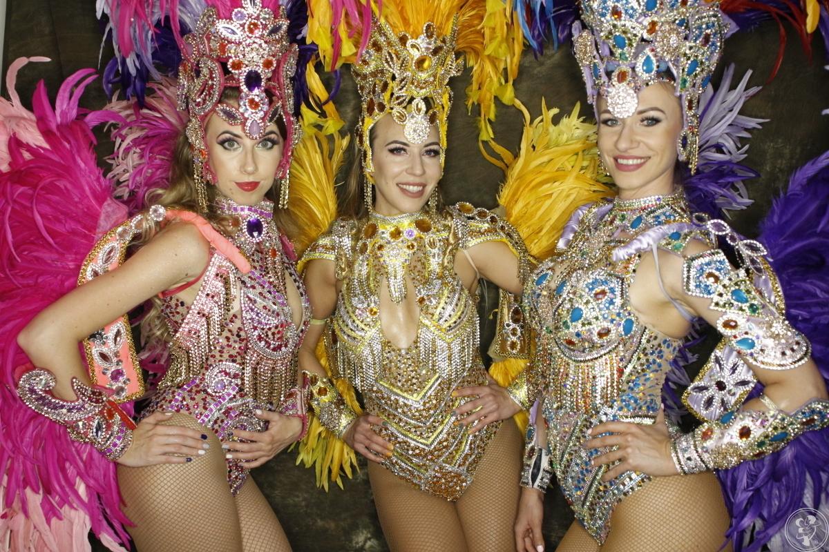 Tancerki samby  - 100% Samba Show, Warszawa - zdjęcie 1