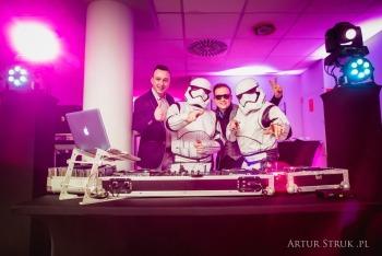DJ DUAL - dj, wodzirej, prezenter radiowy, DJ na wesele Rakoniewice