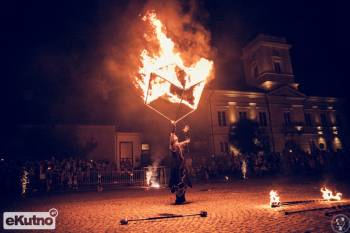 Profesjonalne oraz widowiskowe pokazy fireshow, Teatr ognia Iwonicz-Zdrój