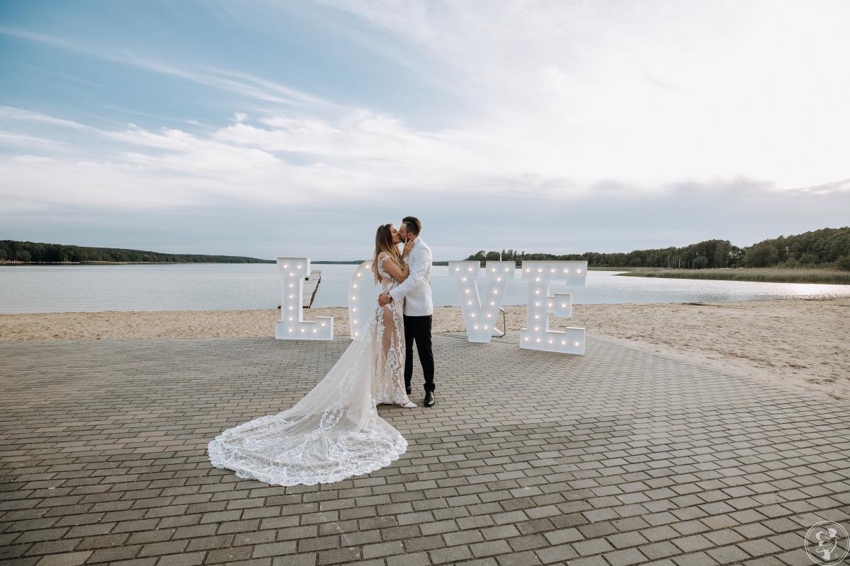 Hotel Sułkowski * ślub na plaży * wesele nad brzegiem jeziora, Boszkowo-Letnisko - zdjęcie 1