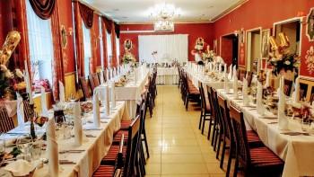 Restauracja Carska, Sale weselne Zakroczym