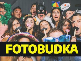 Fotobudka - wynajem na imprezę, wesele / napis love / polaroid / dym,  Poznań