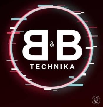 B&BW; Technika: Dekoracja światłem + Ciężki dym, Dekoracje światłem Stawiszyn
