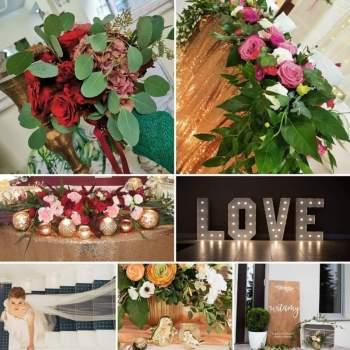 Ślubny Zakątek - dekoracje ślubne, Dekoracje ślubne Sobótka