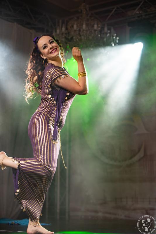 TAHIRA TANIEC BRZUCHA - wysmakowane taneczne show złotej medalistki, Bielsko-Biała - zdjęcie 1